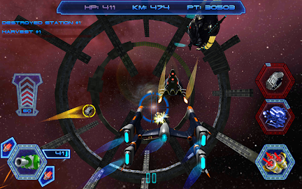 Star Splitter 3D Screenshot 9