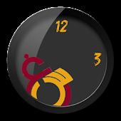 Galatasaray Saatler (Widget)