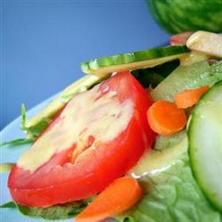 Sweet Dijon Salad Dressing.