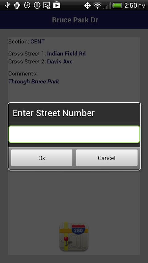Greenwich Street Guide- screenshot