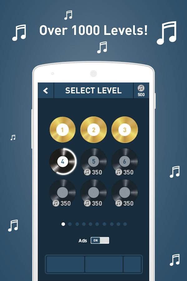 Pic the Song - Music Puzzles- screenshot