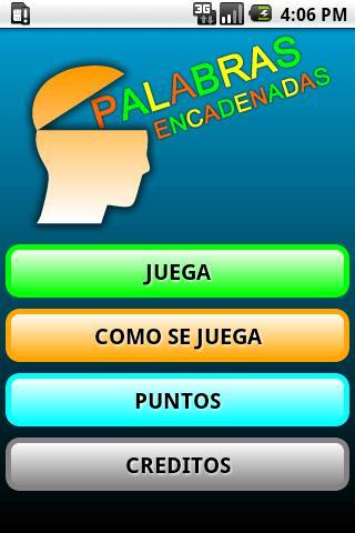Palabras Encadenadas Lite- screenshot