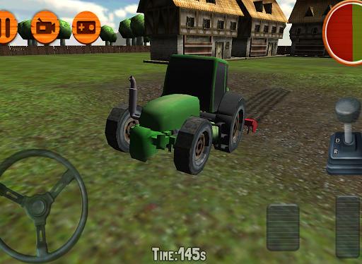 3D Tractor Simulator Farm Game 1.0 screenshots 8