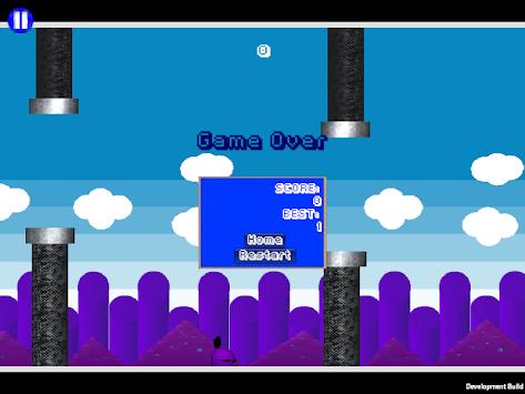 Flappy Fred apk screenshot