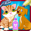 Pets Wash Salon Girls Games icon