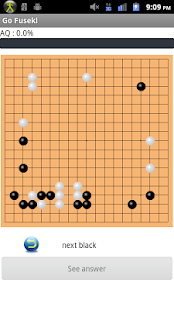 Go strategic move- screenshot thumbnail