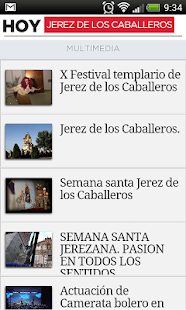 HOY Hiperlocales- screenshot thumbnail