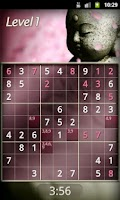 Screenshot of Shiki Puzzles Free