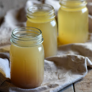 Chicken Bone Broth - Chicken Stock