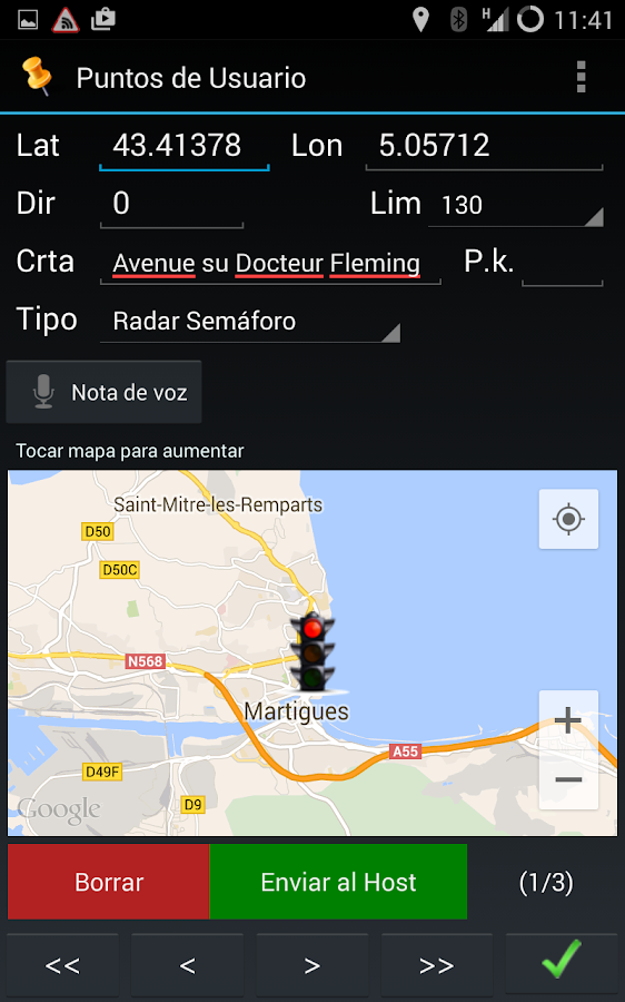 Speed Trap Alert Pro Premium- screenshot