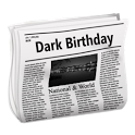 Dark Birthday Lite icon