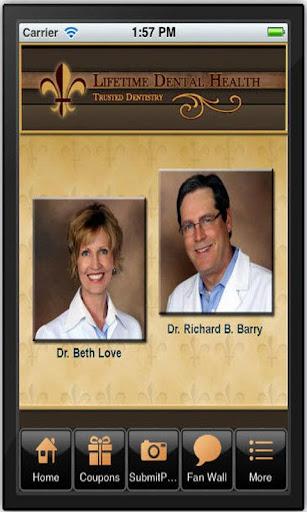 Dr Richard Barry