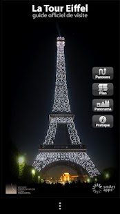 Tour Eiffel, guide officiel- screenshot thumbnail