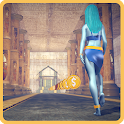 Temple Goddesss Game icon