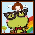 Zfrog Theme GO Launcher EX logo