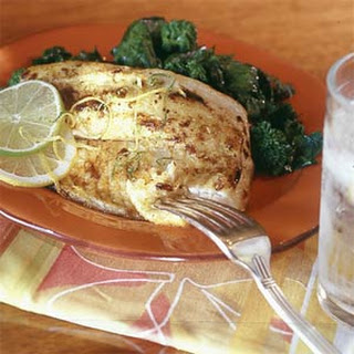 Lemon-Lime Tilapia.