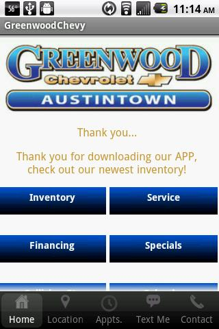 Greenwood Chevy
