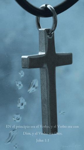 Jesús cruz _Spanish