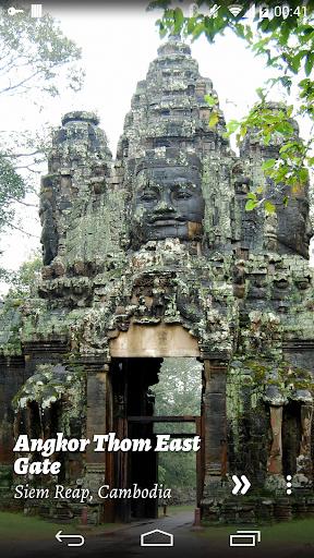 Muzei - Ancient Temples