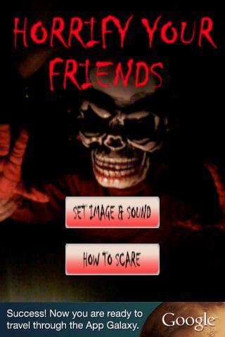 Horrify your friends