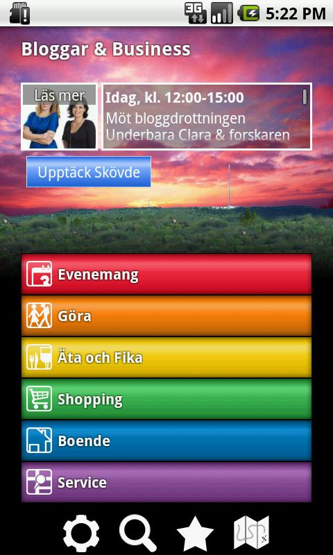 Skövde - screenshot