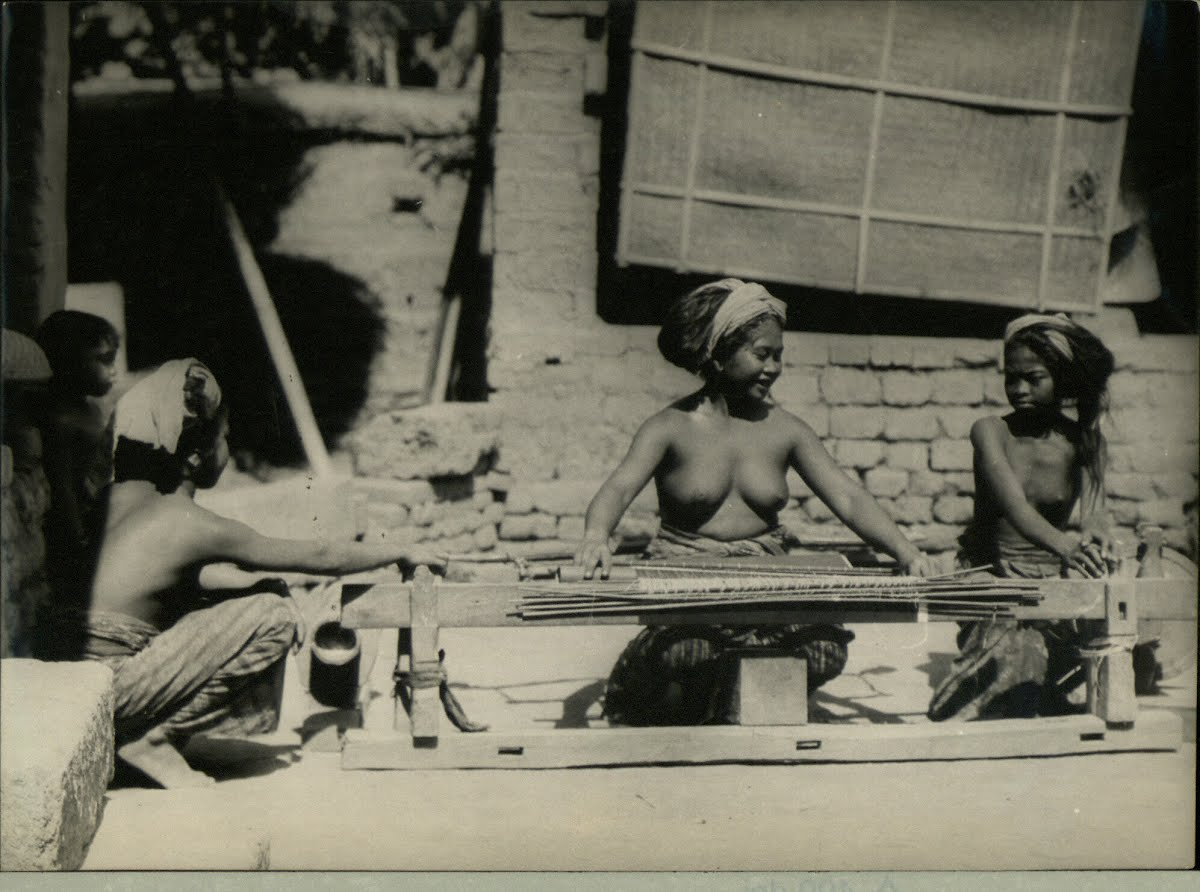 Dutch East Indies Bali Types(Girls Only)