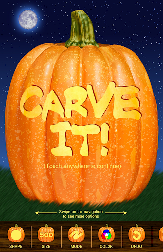 Carve It Halloween Free
