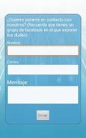 Screenshot of Cursos Android