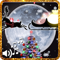 Christmas Live Wallpaper Santa icon