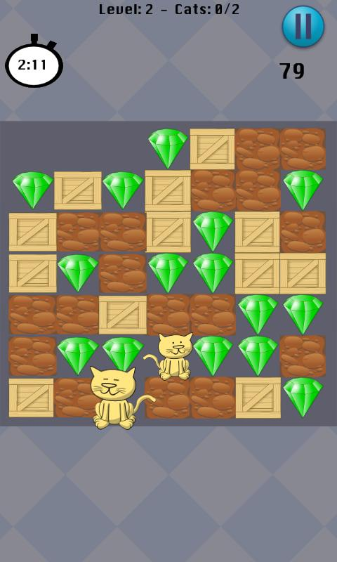 Gato Drop- screenshot