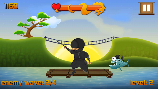 NINJA CLASH - screenshot thumbnail