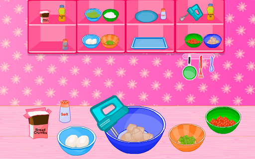 Mini Fish Cakes Cooking Game 8.0.1 screenshots 6