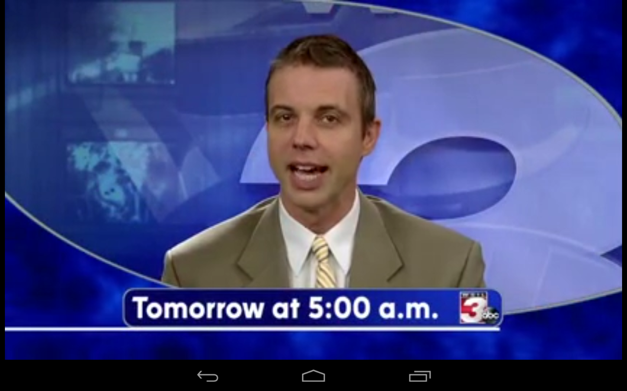 WSIL News 3 - screenshot