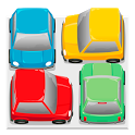 Color Parking - about squares icon