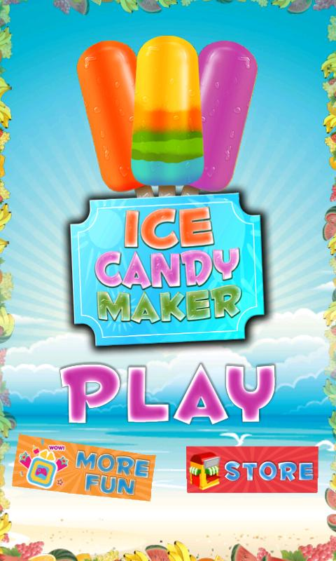 Ice Candy Maker - screenshot