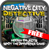 FREE Detective Hidden Objects