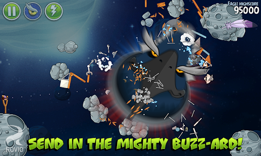 Angry Birds Space Premium Screenshot 25