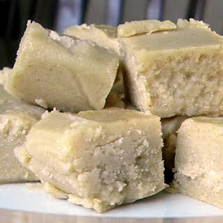 Low Carb Peanut Butter Fudge.