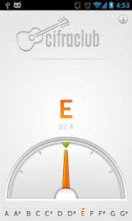 玩音樂App|Cifra Club Tuner (Ad Free)免費|APP試玩