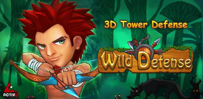 Wild Defense v1.1 APK Download Android Full Free Mediafire