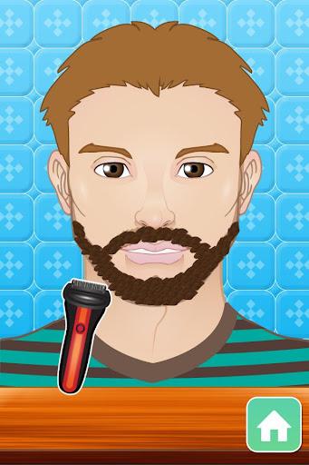Shaving beard games