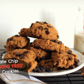 Chocolate Chip 'Everything Free' Protein Cookies.