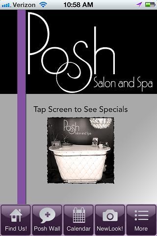 Posh Salon and Spa PA