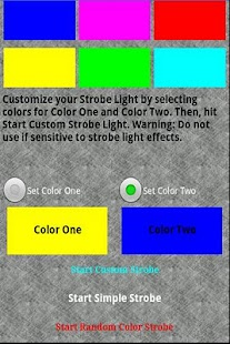 Strobe Light Express - screenshot thumbnail