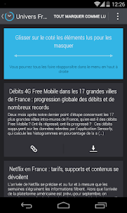 Kalici : Le compagnon Freebox - screenshot thumbnail
