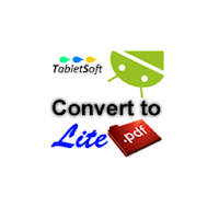 Convert To PDF Lite Version 2.3