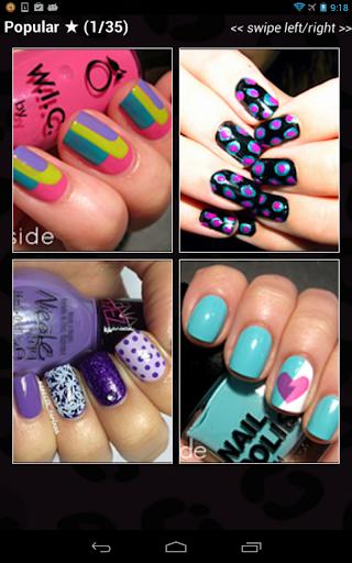 Nail Designs  screenshots 1