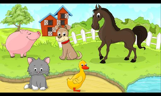 EDU Les animaux de la ferme