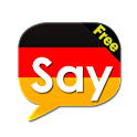 Say German Free (Listen&Speak) icon
