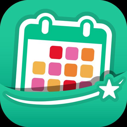 PocketCalendar(ポケットカレンダー) LOGO-APP點子
